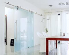 Sliding Door Fitting 600 contemporary-interior-doors