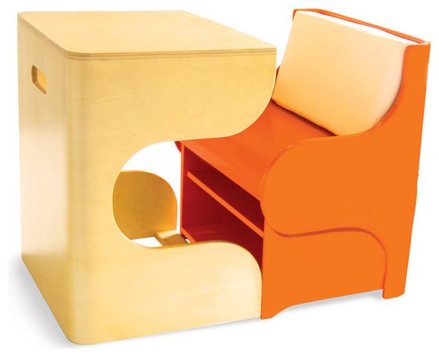kolino Kids' Desk - Contemporary - Kids Desks And Desk Sets