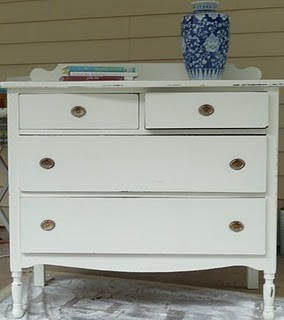 ... Shabby Chic Dresser - Traditional - st louis - by The Midwest Cottage