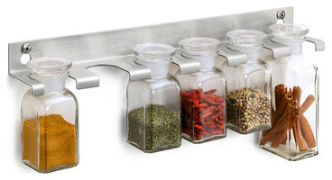 Contemporary Spice Jars And Spice Racks by Manufactum