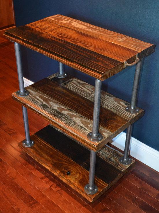 Reclaimed Wood Flooring Furniture - Reclaimed Things