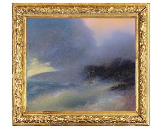 Artist Sergey Konstantinov - Painting. Artist Sergey Konstantinov. San Francisco. - Painting. Artist Sergey Konstantinov.