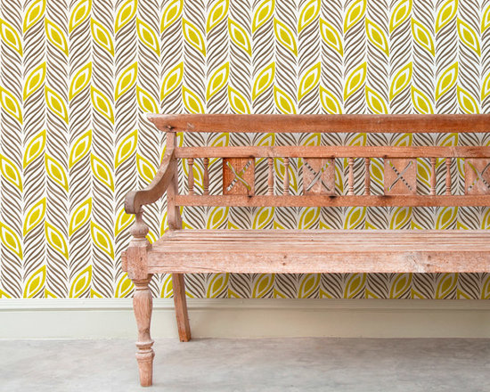 First Impression Hand-Block Printed Wallpaper Collection - Coming Soon! -