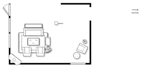 Living Room Arrangement Confusion