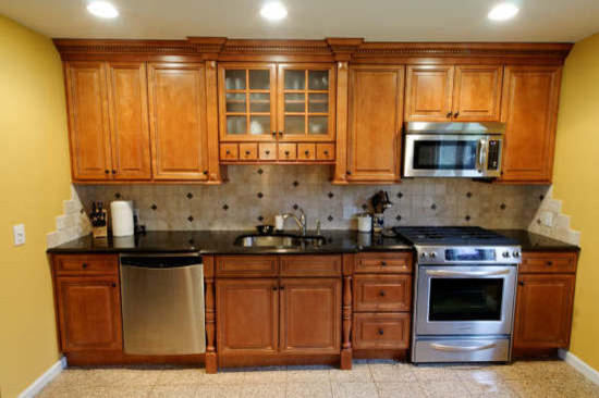 New yorker kitchen cabinets kitchen cabinet kings for Kitchen cabinets king