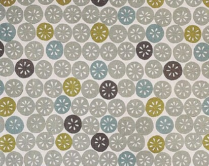 Galbraith & Paul Citrus Fabric in Silver contemporary-upholstery-fabric