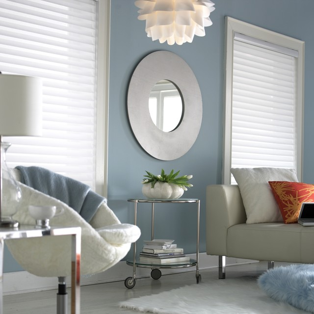 Horizontal Shades Modern Window Treatments Toronto