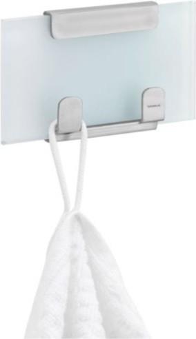 NEXIO Double Wall Hook modern-towel-bars-and-hooks