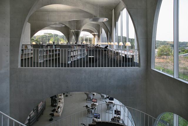 2013 Pritzker Architecture Prize - Toyo Ito modern