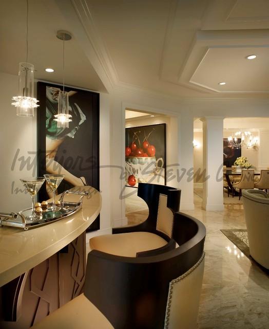 Interiors by steven g contemporary family room miami for Steven g interior designs