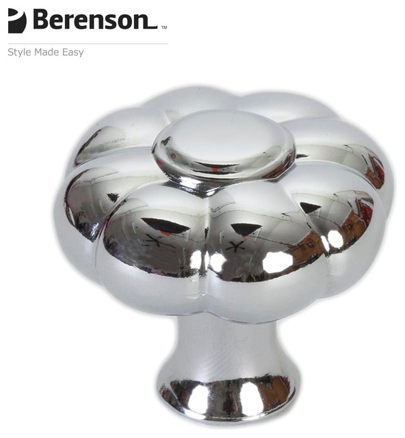 4105-1026-P Polished Chrome Cabinet Knob cabinet-and-drawer-knobs