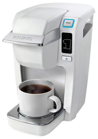 Keurig Coffee Maker Personal : Keurig K10 Mini Plus Personal Single Serve Coffee Maker, White - Contemporary - Coffee And Tea ...