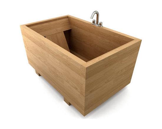 Japanese Ofuro Bathtub -