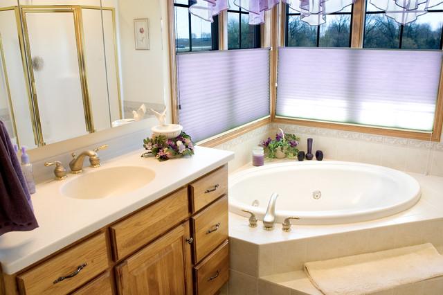 Token Creek Ranch traditional-bathroom
