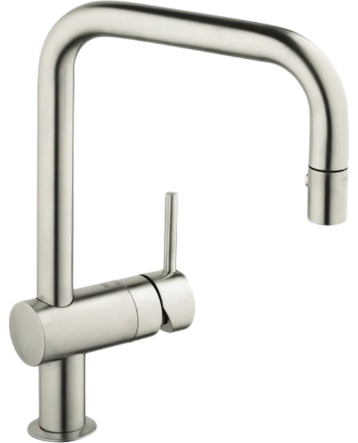 Grohe DC0 Supersteel Infinity Minta e Handle