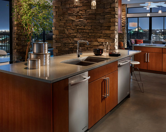 Two different Jenn-Air Euro-Style® kitchen looks: Which is your favorite? -