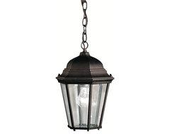 Kichler Lighting 9805 Madison Outdoor Hanging Lantern traditional-outdoor-lighting