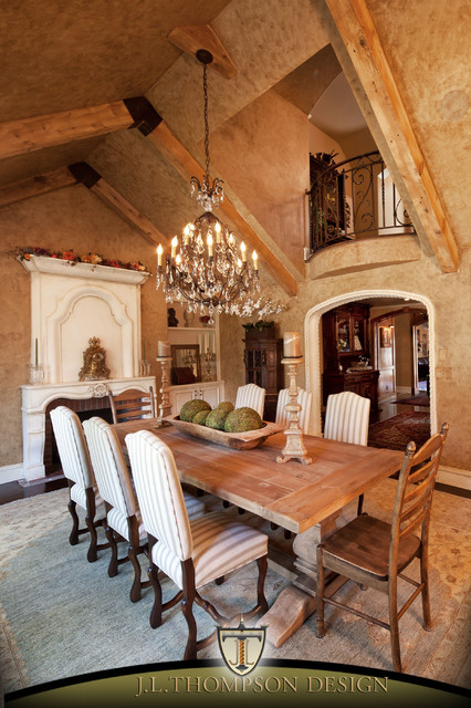 Remodel of the Year - Kansas City Home and Gardens Magazine traditional-dining-room
