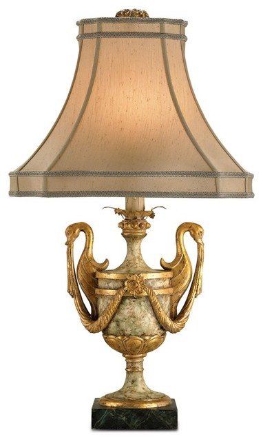 Contessa table lamp victorian table lamps by the - Traditional table lamps for bedroom ...