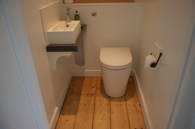 Refurbishment of 1930s semi for Bathroom ideas 1930s semi