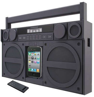 Boombox iHome iPod/iPhone Docking System home-electronics