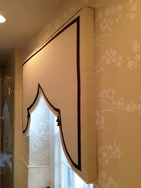 Master Bathroom Redo asian