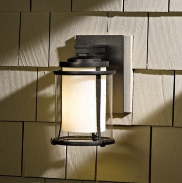 Meridian Small Outdoor Sconce modern-outdoor-lighting