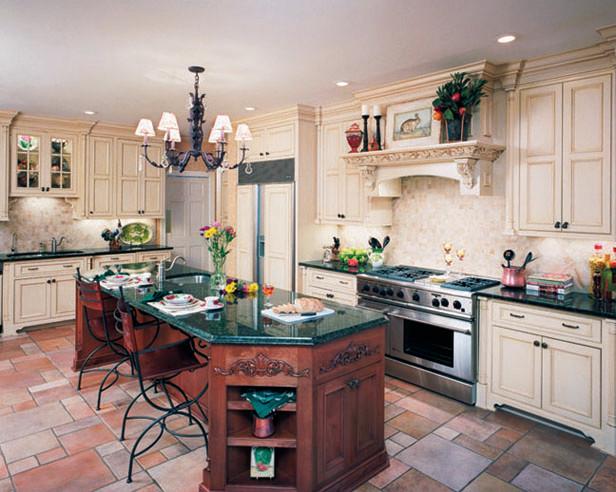 Old World Kitchen Designs Mediterranean Kitchen