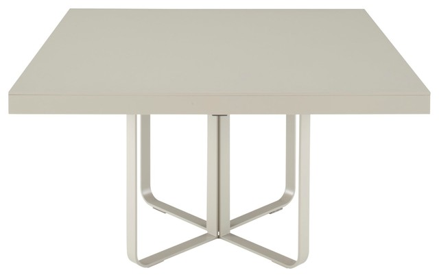 ava dining table square by ligne roset contemporary dining tables chicago by ligne. Black Bedroom Furniture Sets. Home Design Ideas