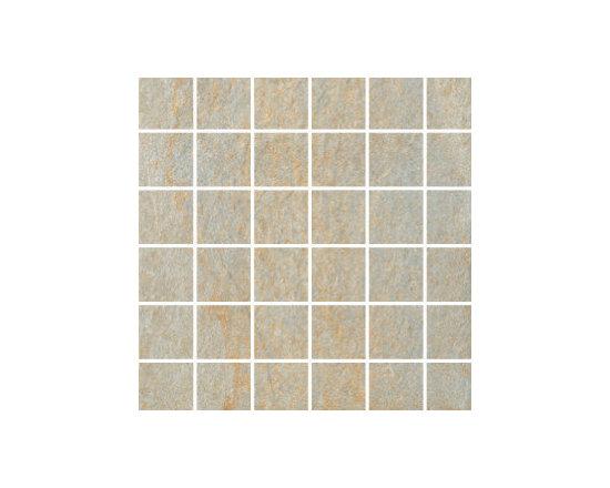 Quartzite Collection Sunset 2x2 Mosaic -