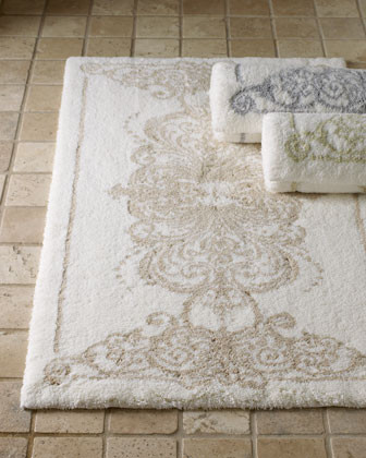 Bath Rug traditional bath mats