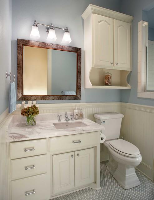 Small bathroom remodel traditional-bathroom