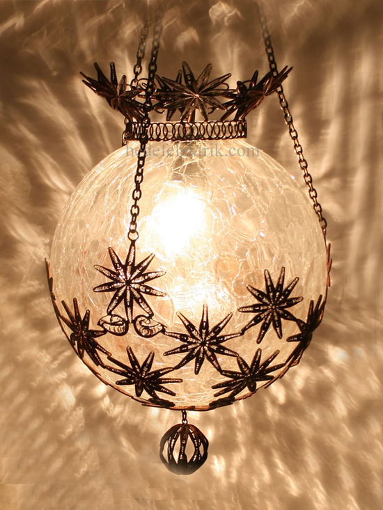 Turkish Style Ottoman Lighting 30cm - *Code: HD-04161_89