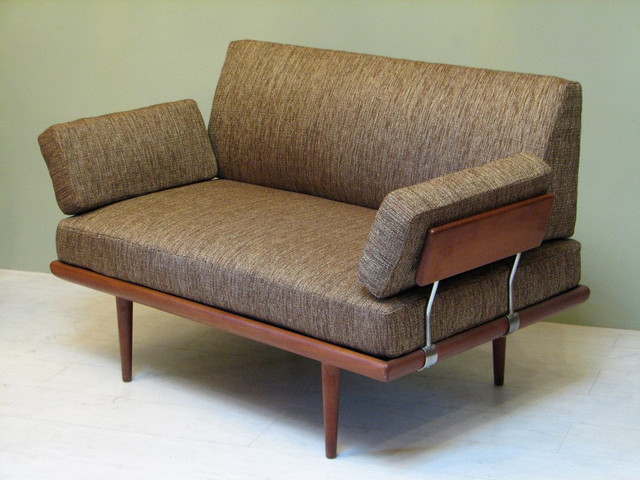 Mid Century Modern Furniture And Decor Modern Loveseats Los Angeles B