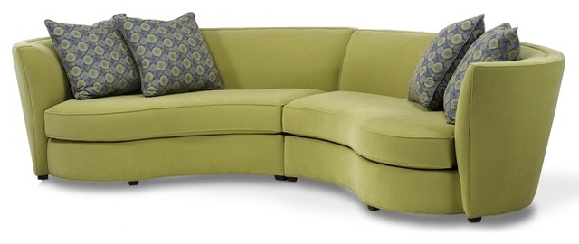 Groove Sectional eclectic sectional sofas