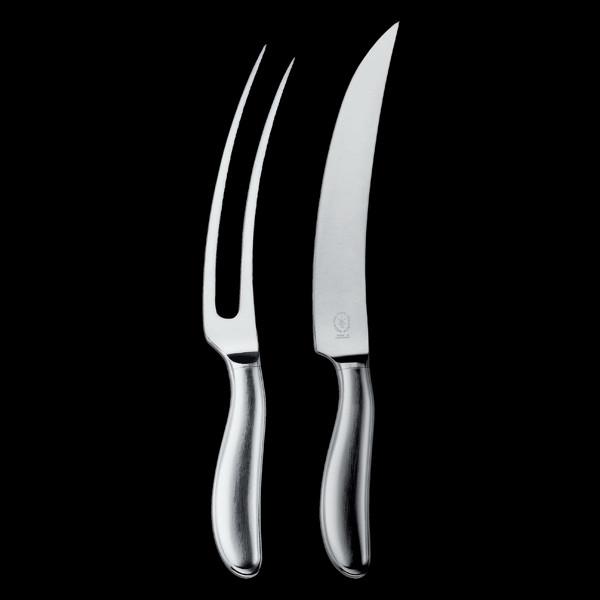Pott Trancho Carving Set modern-knife-sets