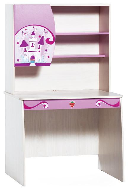 Princess Study Desk modern-kids-tables
