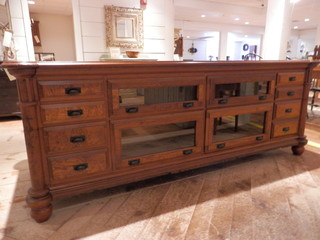 Antique Kitchen Island - Traditional - Kitchen Islands And Kitchen Carts - boston - by Staples ...
