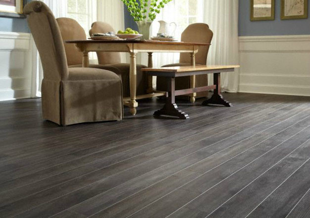 Meade's Ranch Weathered Wood Laminate - Laminate Flooring ...