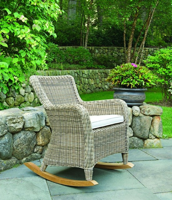Kingsley Bate Sag Harbor Rocker Patio Furniture And Outdoor Furniture mia