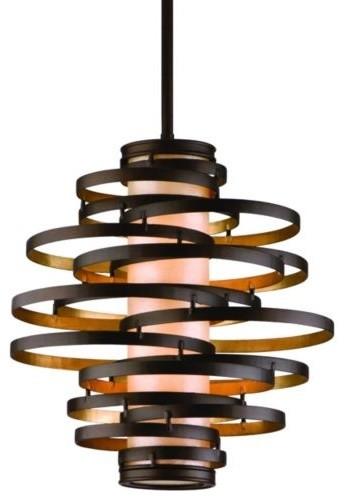 Vertigo Pendant contemporary-pendant-lighting