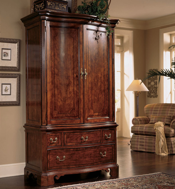 Cherry Grove Armoire - Traditional - Dressers - by Modern ...
