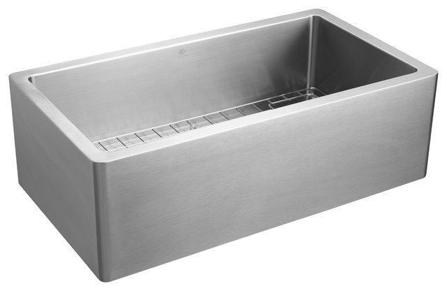 Orchard 36 Stainless Steel Kitchen Sink Contemporary