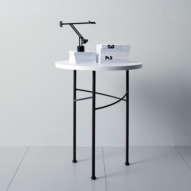 Modern iron slimline side table Trilly by Cosatto - Contemporary - Coffee Tables - london - by ...
