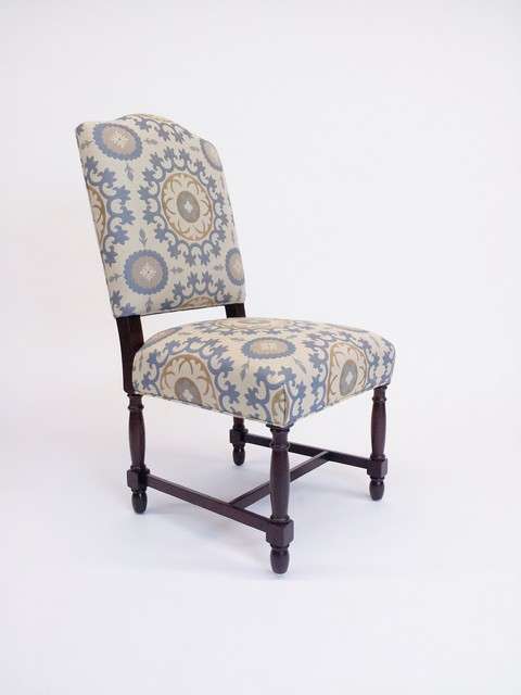 High Back Dining Chairs Upholstered images