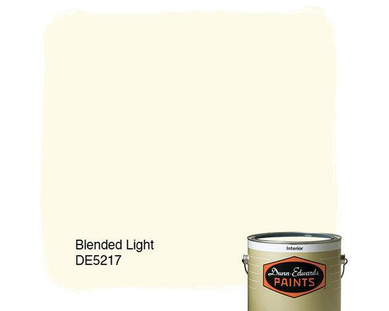 Dunn-Edwards Paints Blended Light DE5217 -