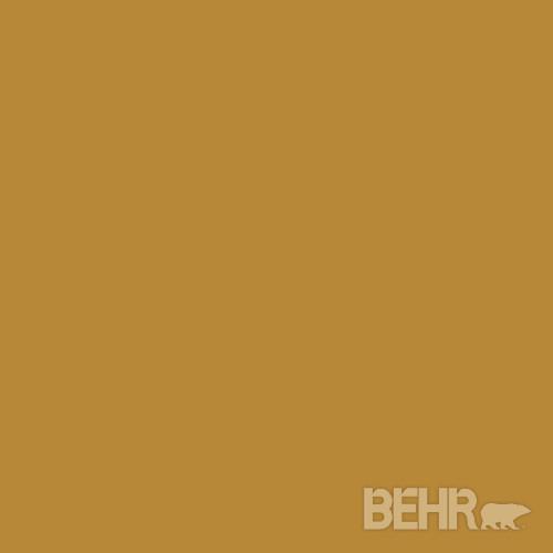 Behr paint color burmese gold s h 350 modern paint - Popular gold paint colors ...