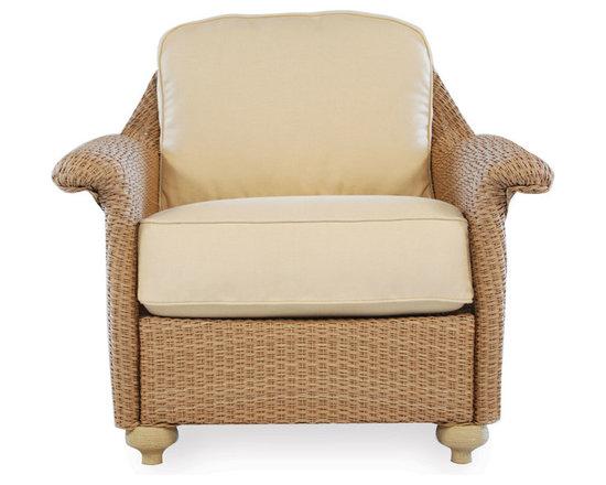 Lloyd Flanders Oxford Lounge Chair -