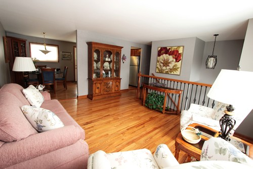 Raised Ranch Living Room Design peenmediacom