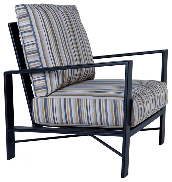 OW Lee Gios Club Patio Chair contemporary-outdoor-lounge-chairs